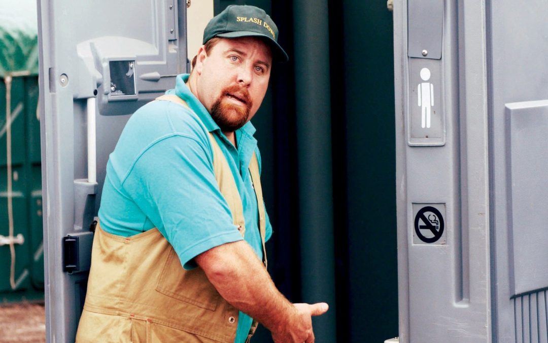 Australia's Most Famous Plumber, Kenny, Turns Ten
